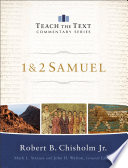 1 2 Samuel Teach The Text Commentary Series