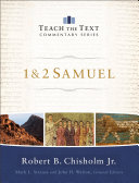 1 & 2 Samuel (Teach the Text Commentary Series)