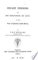 Infant Feeding and Its Influence on Life