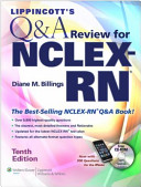 A Review for NCLEX RN  10th Ed   Brunner   Suddarth s Textbook for Medical surgical Nursing  12th Ed  Prepu Book