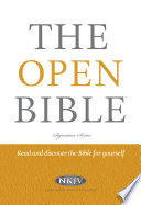 NKJV, The Open Bible, eBook