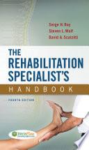 The Rehabilitation Specialist s Handbook