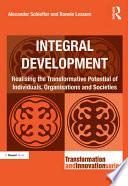 Integral Development Book