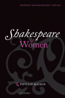 Shakespeare and Women - Seite 3