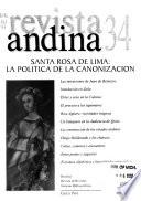 Revista andina