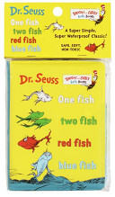 One Fish  Two Fish  Red Fish  Blue Fish Book