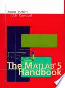 The Matlab 5 Handbook Book PDF