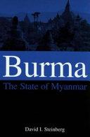 Burma Pdf/ePub eBook