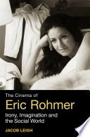 Read Online The Cinema of Eric Rohmer For Free