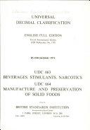 Universal Decimal Classification