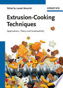 Extrusion Cooking Techniques Book PDF