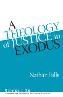 A Theology of Justice in Exodus Pdf/ePub eBook