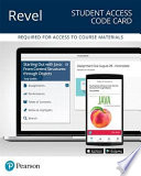 Revel for Starting Out With Java Access Card