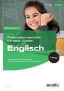 Freiarbeitsmaterialien für die 5. Klasse: Englisch
