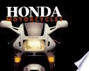 """Honda Motorcycles"" by Aaron P. Frank"