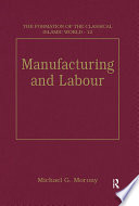 Manufacturing and Labour Book PDF