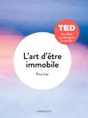 L'art d'être immobile Pdf/ePub eBook