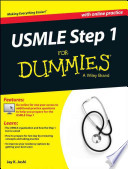 USMLE Step 1 For Dummies with Online Practice Tests