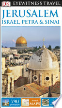 Dk Eyewitness Travel Guide Jerusalem Israel Petra And Sinai