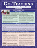 Co-Teaching: Strategies to Improve Student Outcomes