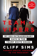 Team of Vipers Book