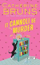 It Cannoli Be Murder Pdf/ePub eBook