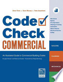 Code Check Commercial  : An Illustrated Guide to Commercial Building Codes