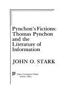 Pynchon s Fictions