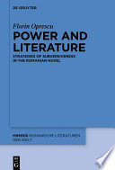 Power And Literature