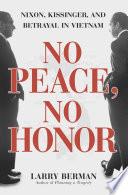 No Peace  No Honor