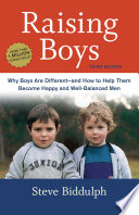 Raising Boys  Third Edition