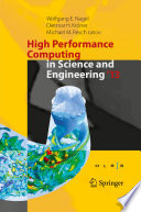 High Performance Computing In Science And Engineering    13