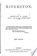 Riverston Pdf/ePub eBook