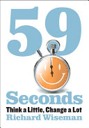 59 Seconds Pdf/ePub eBook