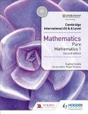 Books - Cam Int As & A Level Maths 1 2nd Ed | ISBN 9781510421721