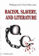 Racism  Slavery  and Literature