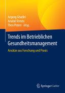 Pdf Trends im Betrieblichen Gesundheitsmanagement Telecharger