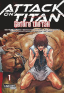 Attack on Titan   Before the Fall 1 Book