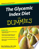 """""""The Glycemic Index Diet For Dummies"""" by Meri Raffetto"""
