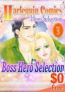 Harlequin Comics Hero Selection Vol  3