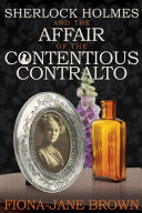 Pdf Sherlock Holmes and The Affair of The Contentious Contralto Telecharger