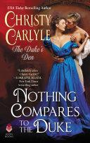 Nothing Compares to the Duke Pdf/ePub eBook