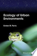 Ecology of Urban Environments