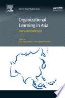 Organizational Learning in Asia Book