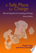 A Safe Place for Change, 2nd Ed.