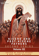 Nicene and Post-Nicene Fathers Second Series, Theodoret, Jerome, Gennadius, Rufinus