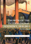 Growth of the International Economy  1820 2015