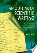 An Outline of Scientific Writing