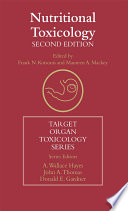 Nutritional Toxicology  Second Edition