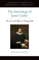 The Soteriology of James Ussher Pdf/ePub eBook